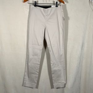 NWT ON High-Waisted Super Skinny Ankle Pants. Size 2